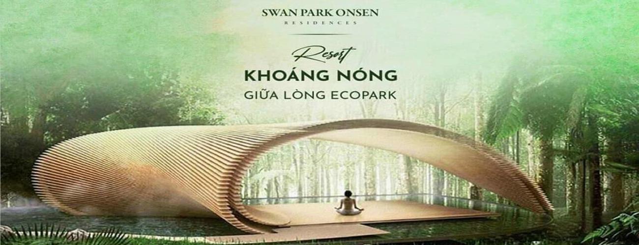 Tiềm năng kinh doanh cực hấp dẫn tại Swan Lake Onsen Ecopark
